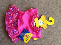 Build A Bear Outfit Girl * New *