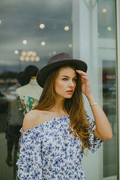 Montana Panama Hat (Grey)