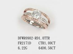 This is going to be my upgraded wedding ring!