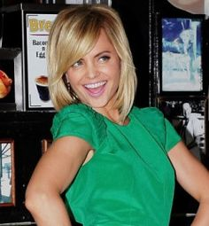short & blonde???...Someday cause I love this!