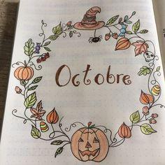 ma couronne d'octobre