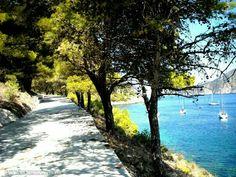 #Castle path, Assos, Kefalonia