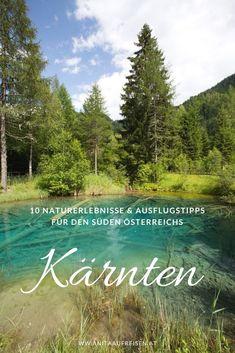 Homeland, Austria, Camping, Mountains, Nature, Royal Caribbean, Bergen, Naturaleza