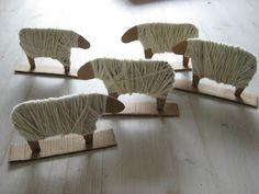 uniKAT: Schafe basteln