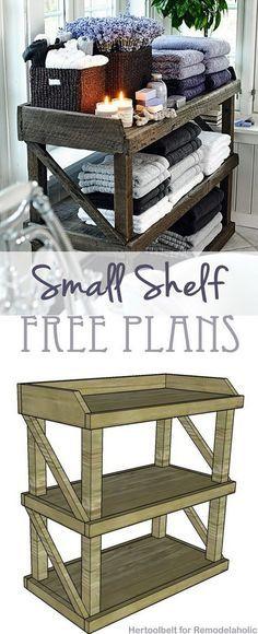8.open small shelf
