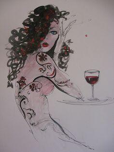 *Artist..Fatima Tomaeva