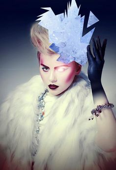 BadTime story #fashion #Marla #Singer #Ice #Queen