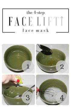 How to get a natural face lift with a face mask | Doll + Dapper
