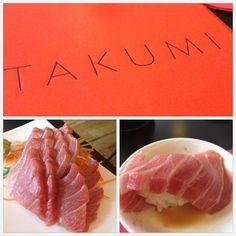 Takumi Sushi -  Cape Town,  South Africa