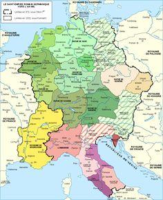 Precolonial africas kingdoms by region please note the first mitteleuropa das heilige rmische reich deutscher nation the holy roman empire of the german nation c publicscrutiny Choice Image