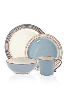 Denby Boston Blue Lot of 2 Rimmed Soup Salad Bowls Retired Pattern #Denby | Denby DInnerware | Pinterest | Salad bowls Bowls and Salad  sc 1 st  Pinterest & Denby Boston Blue Lot of 2 Rimmed Soup Salad Bowls Retired Pattern ...