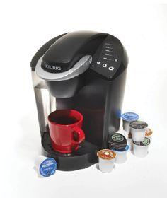 Keurig: Upgrade his morning cup of joe