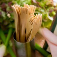 Wooden Forks – VerTerra Dinnerware