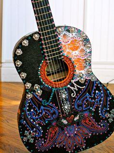Guitar.   Bling bling  Bling!