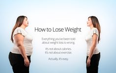 How to lose weight quickly and sustainably with no hunger, no calorie counting, no magic products and no exercise, eating real food.