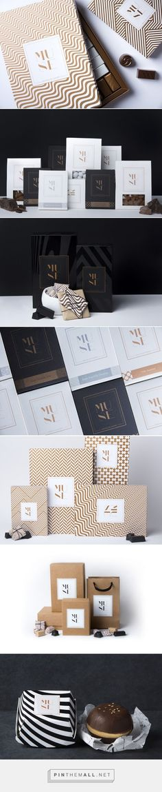 MUSE - Chocolate Concept  on  Packaging of the World - Creative Package Design Gallery - http://www.packagingoftheworld.com/2015/05/muse-chocolate-concept.html: