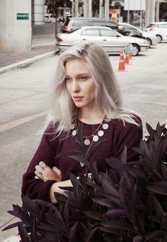 Gorgeous color. Love her hair too! Dara Muscat. I need You: Фокус-группа для новой идеи