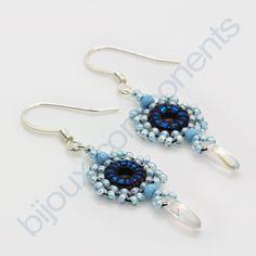 Swarovski, Drop Earrings, Jewelry, Fashion, Moda, Jewlery, Jewerly, Fashion Styles, Schmuck