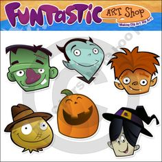 Clipart FuntasticArtShop Shop - | Teachers Notebook