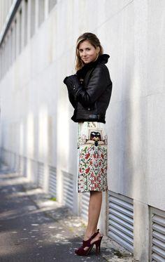 jacket+heels
