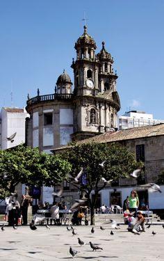 Santuario de la Peregrina - Pontevedra