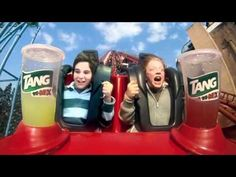 Tang Shaker Roller Coaster / Cliente: Tang / Agencia: Ogilvy Buenos Aires. Abril 2012