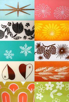 Amazing vintage Pyrex pattern guide | https://pyrexlove.com