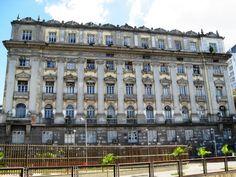O Centro Cultural do Poder Judiciário abre as portas do Antigo Palácio de Justiça para uma visita guiada aos interessados, no dia 20 de março, com entrada gratuita.
