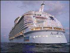 Royal Caribbean Allure of the Seas #AllureoftheSeas