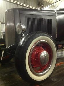 31 Ford Rat Rod Barn Find Hot Barrie Ontario Image 1