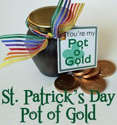 St Patty's Day Pot of Gold