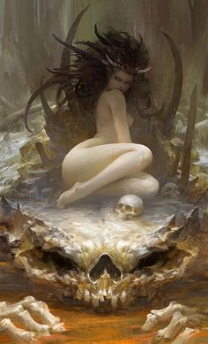 Lilith (Hebrew: לילית; lilit, or lilith) is a Hebrew name for a figure in Jewish mythology, developed earliest in the Babylonian Talmud, who is generally thought to be in part derived from a historically far earlier class of female demons.