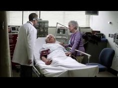 Wearable Intelligence in Healthcare - doctor using Google Glass to access patient's health records
