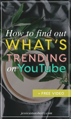I've talked before about how using Trending topics as ways to spark YouTube video ideas and blog post ideas BUT how in the world do you find out what's trending?!  https://youtu.be/pi-RJYZOQLA