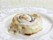"""Low Carb Copycat Cinnabon Cinnamon Rolls Not sure how this makes """"dough"""" but it might be worth a try."""