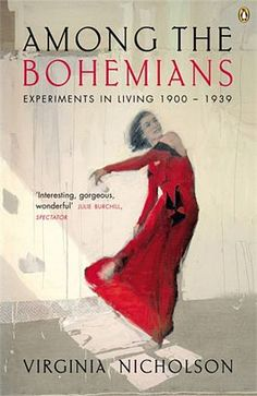 Among the bohemians. One of my favourites. Involving the Bloomsbury group who I am a great fan of. Visit Charleston in Sussex.