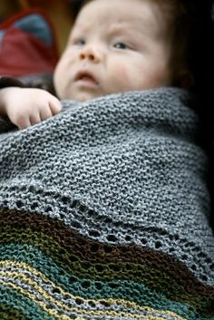 This is a pattern for a full sized version of a traditional Shetland Hap shawl.