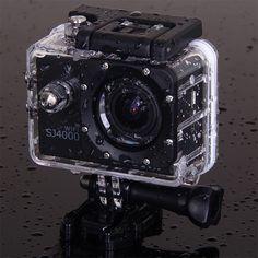 SJCAM SJ4000 WiFi Waterproof Sport DV | GearBest.com