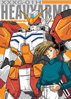 Heavy Arm X Trowa Barton Anime & Manga Poster Print Artwork Prints, Poster Prints, Posters, Gundam Art, Gundam Wing, Unicorn Poster, Blood Orphans, Gundam Iron Blooded Orphans, Gundam Wallpapers