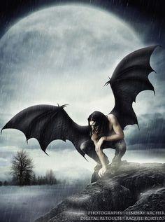 ☆ Vampire :¦: By Artist Raquel Kortizo ☆