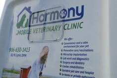 MTM On The Road: Harmony Mobile Veterinary Clinic - Northern Michigan's News Leader
