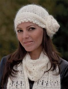 The classic Art Deco period style meets knitting in this 1920s-inspired knitting pattern. Finding timeless pieces that will keep you in style all season long is all about knit hat patterns with elegance, just like this Vintage Hat.