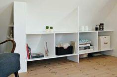 Dét kan du bruge MDF-plader til Game Room, Bookcase, Entryway, Shelves, House, Inspiration, Furniture, Design, Home Decor