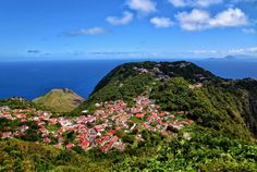 "72 Hours in Saba, the Caribbean's ""Unspoiled Queen"""