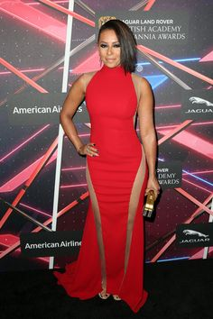 Recording artist Mel B attends the 2015 Jaguar Land Rover British Academy Britannia Awards presented by American Airlines at The Beverly Hilton Hotel on October 30, 2015 in Beverly Hills, California.