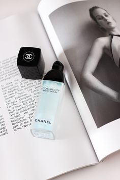 Upping Hydration Levels the Luxury Way - Chanel Hydra Beauty Micro Serum