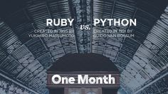 Ruby vs. Python – Which is better, Python and Django or Ruby on Rails? We break down the fundamental differences in the languages