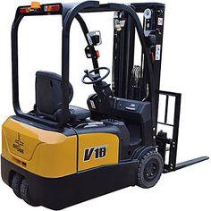 Big Joe V18 3 Wheel Forklift 3rd Wheel Gantry Crane Big