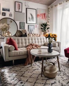 Uploaded by Find images and videos on We Heart It - the app to get lost in what you love. Interior Photo, Interior Styling, Interior Decorating, Living Room Designs, Living Room Decor, Living Spaces, Inspire Me Home Decor, Hygge Home, Decoration Design