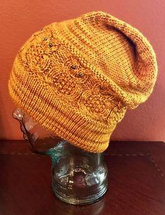 Diy Crafts - knitting,owls-Free Pattern Alert: Knit an Owl Slouchie Hat! : Free Pattern Alert: Knit an Owl Slouchie Hat 🦉 freepattern knitting ow Knit Slouchy Hat Pattern, Owl Knitting Pattern, Knit Headband Pattern, Slouchy Beanie, Slouch Hats, Knitted Owl, Knitted Hats, Hat Crochet, Crochet Granny
